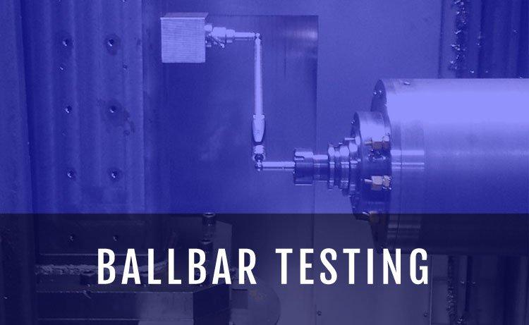 Ballbar Testing