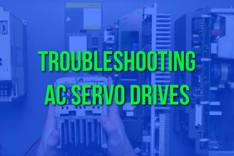 Troubleshooting AC Servo Drives