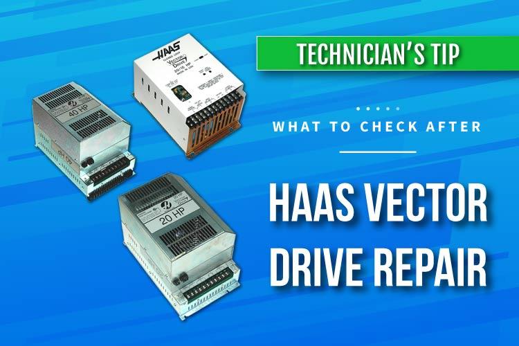 Haas Vector Drives