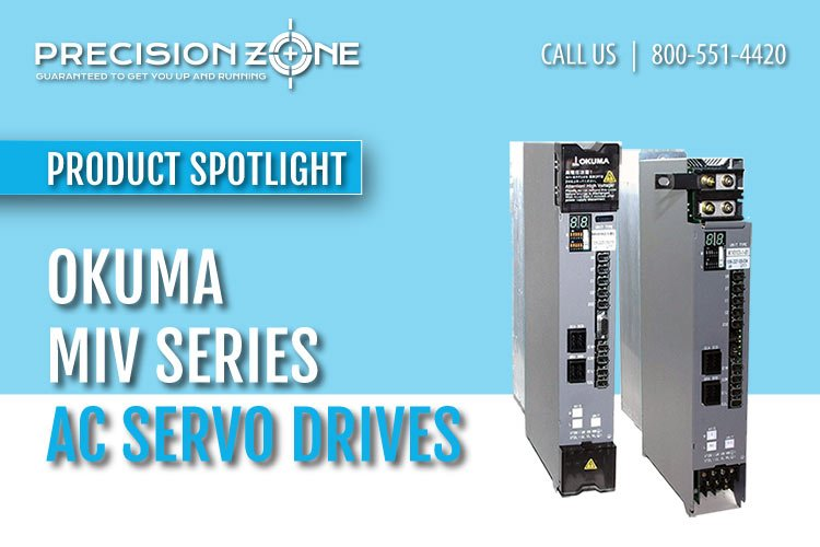 Okuma MIV Servo Drives