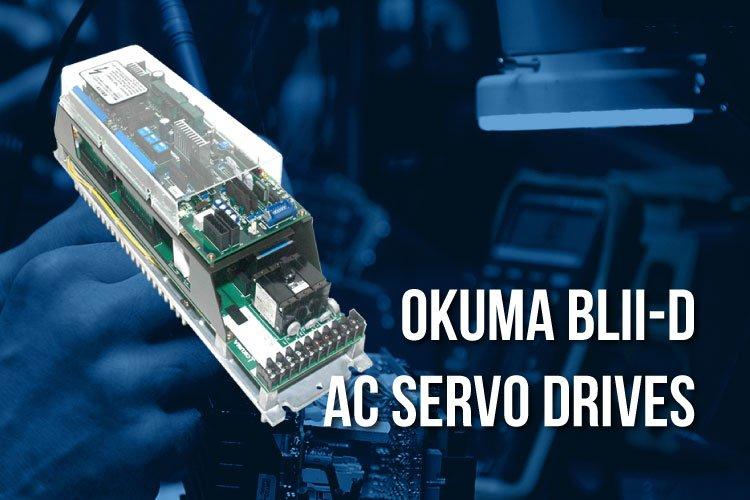 Okuma BLII-D AC Servo Drives
