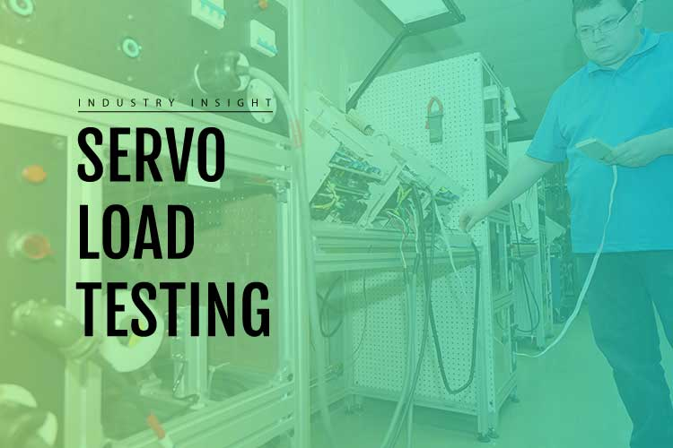 servo load testing