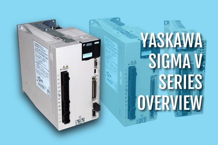 Yaskawa Sigma V Servo Drives