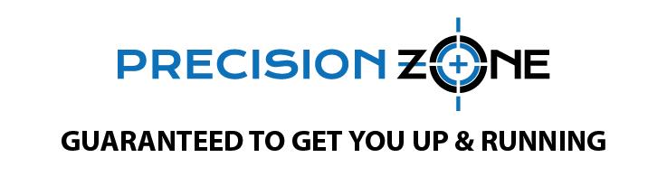 Precision Zone slogan