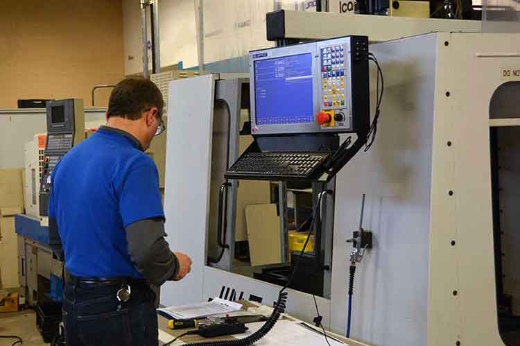 Centroid CNC Software setup on Haas VF-1 VMC
