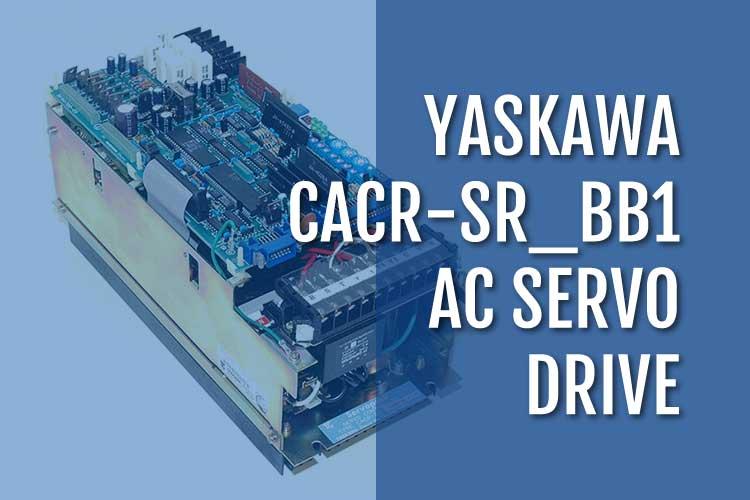 Yaskawa CACR-SR_BB1 Servo Drive