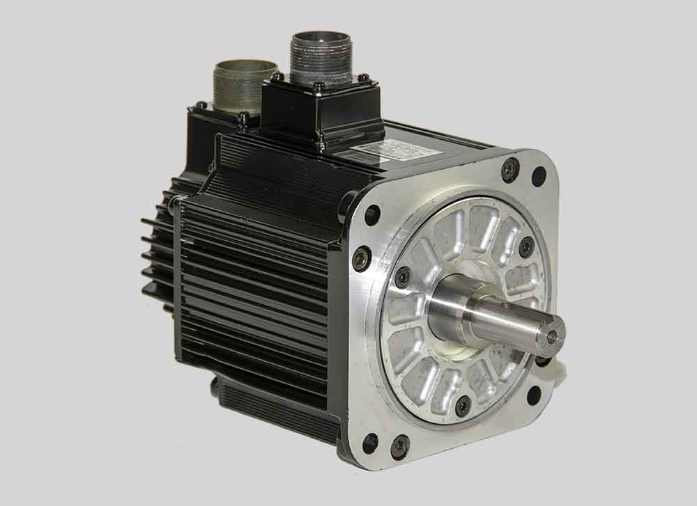 Motor after repair by Precision Zone