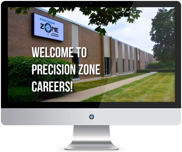Welcome to Precision Zone Careers