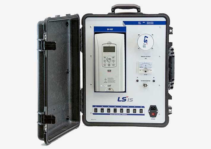 LSIS VFD Demo Case