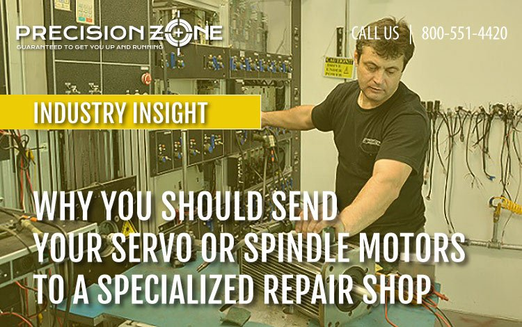 Why should you send your motor to a repair shop