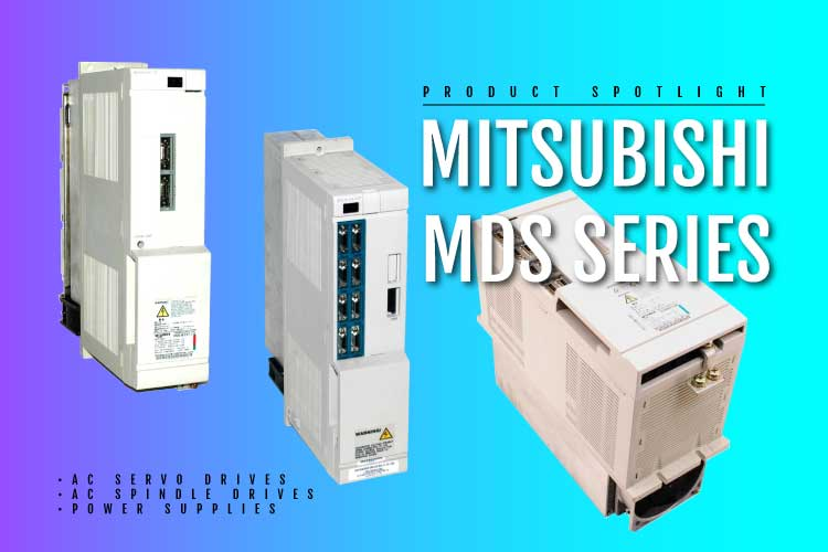Mitsubishi MDS Seriers Drives