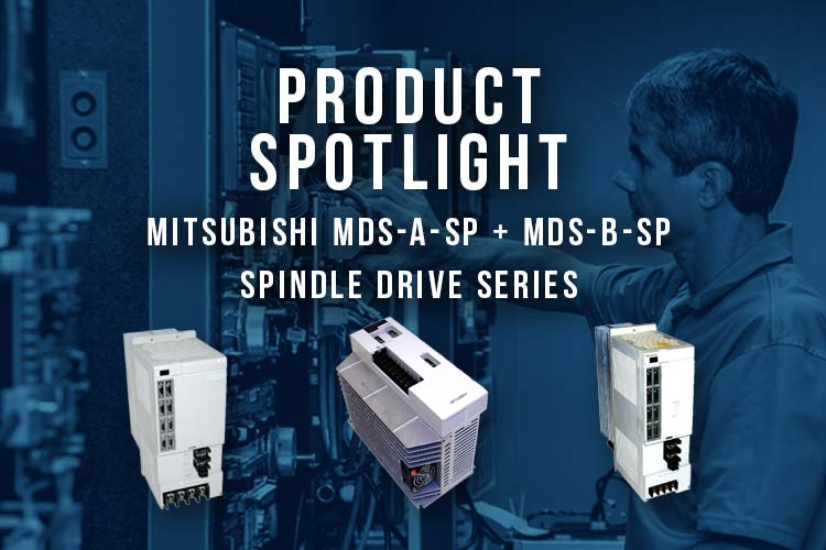 Mitsubishi MDS Spindle Drives