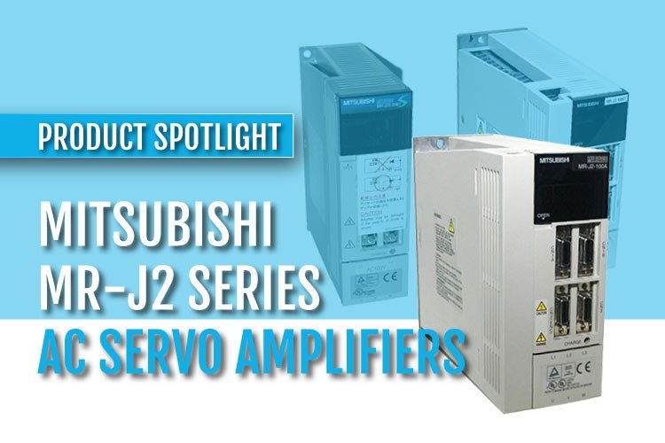 Mitsubishi MR-J2 Servo Amplifiers