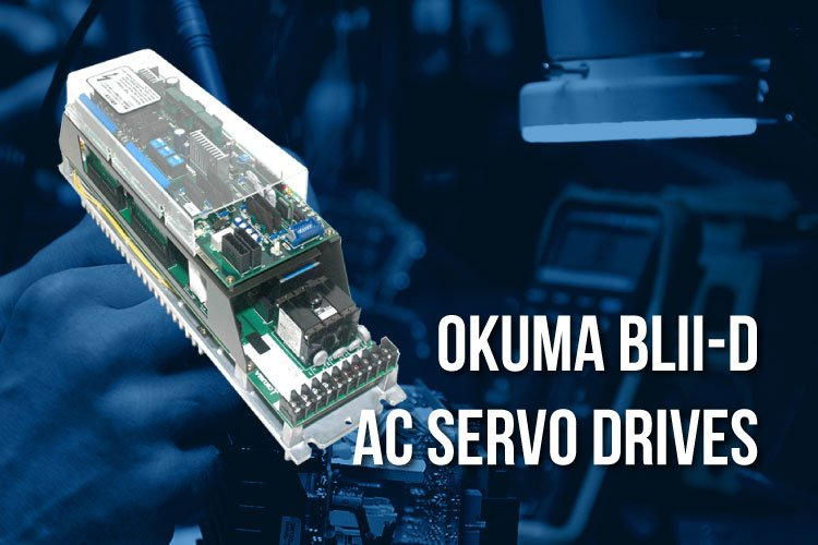 Okuma BLII-D AC Servo Drives