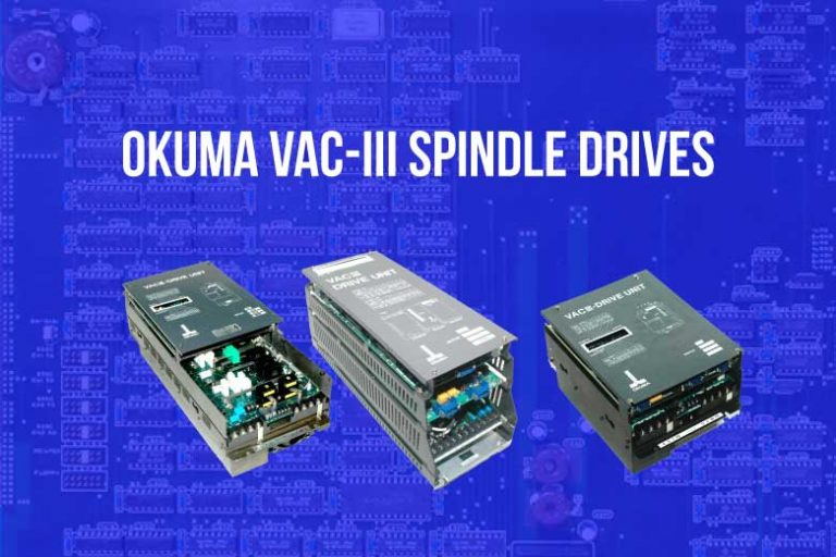 Okuma VAC-III Drives