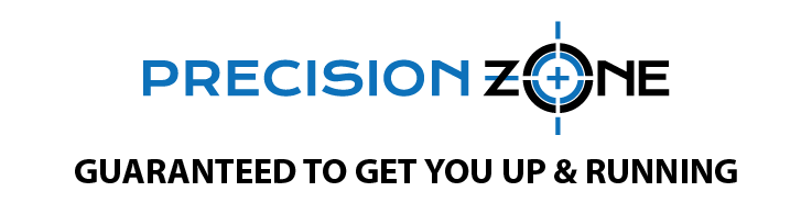 Precision Zone slogan