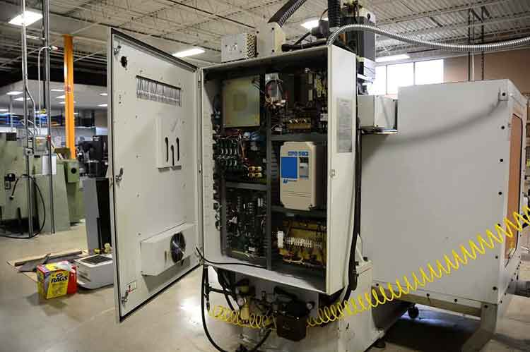 Haas VF-1 Control Electronics