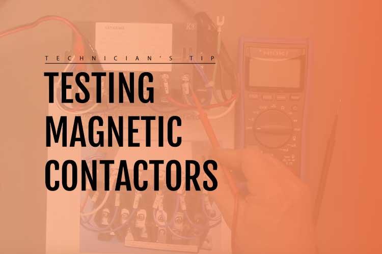 winding contactor